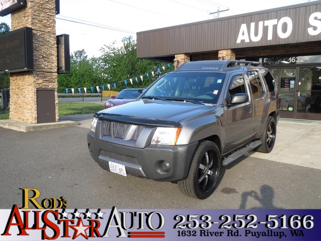 2006 Nissan Xterra S The CARFAX Buy Back Guarantee that comes with this vehicle means that you can