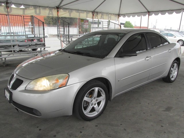 2006 Pontiac G6 6-Cyl Please call or e-mail to check availability All of our vehicles are availa