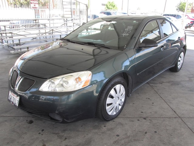 2006 Pontiac G6 6-Cyl This particular vehicle has a SALVAGE title Please call or email to check a