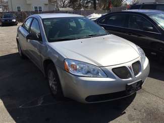 2006 Pontiac G6 Base  city MA  Baron Auto Sales  in West Springfield, MA