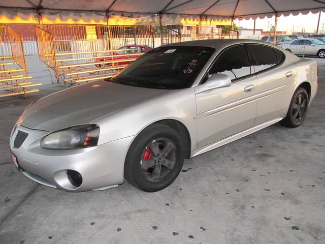 2006 Pontiac Grand Prix Please call or e-mail to check availability All of our vehicles are ava