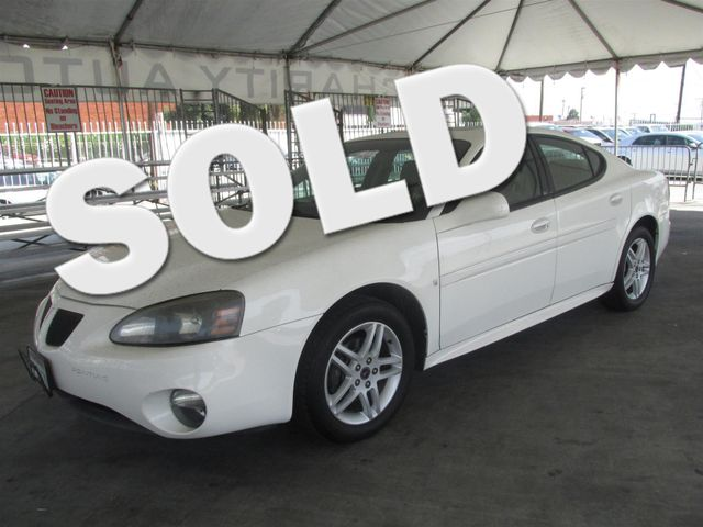 2006 Pontiac Grand Prix GT Please call or e-mail to check availability All of our vehicles are