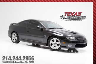 2006 Pontiac GTO LS2 6-Speed in Carrollton