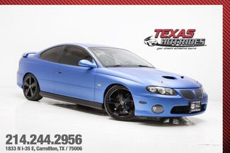2006 Pontiac GTO Supercharged 638-WHP! in Carrollton