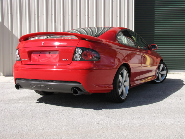 2006 Pontiac GTO Jacksonville , FL 41