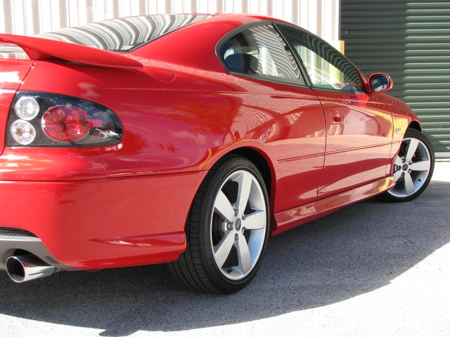 2006 Pontiac GTO Jacksonville , FL 10
