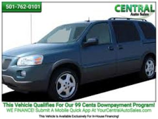 2006 Pontiac Montana SV6  | Hot Springs, AR | Central Auto Sales in Hot Springs AR