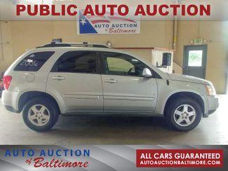 2006 Pontiac Torrent    JOPPA, MD   Auto Auction of Baltimore  in Joppa MD