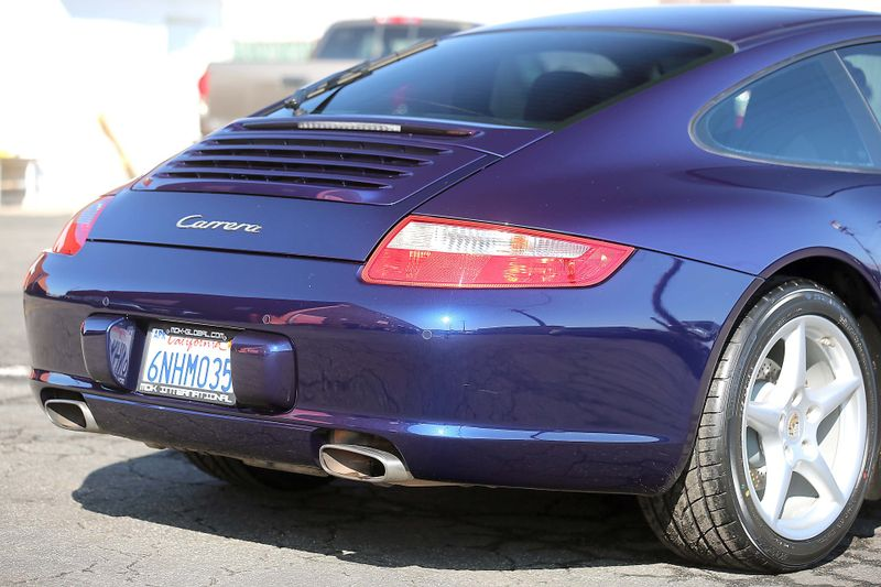 2006 Porsche 911 Carrera - Navigation - BOSE - Xenon  city California  MDK International  in Los Angeles, California