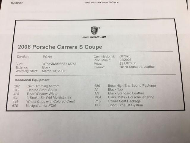 2006 Porsche 911 Carrera S Longwood, FL 40