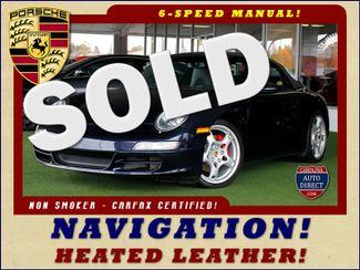 2006 Porsche 911 Carrera S Cabriolet - NAVIGATION - HEATED LEATHER! Mooresville , NC