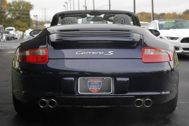 2006 Porsche 911 Carrera S Cabriolet - NAVIGATION - HEATED LEATHER! Mooresville , NC 19