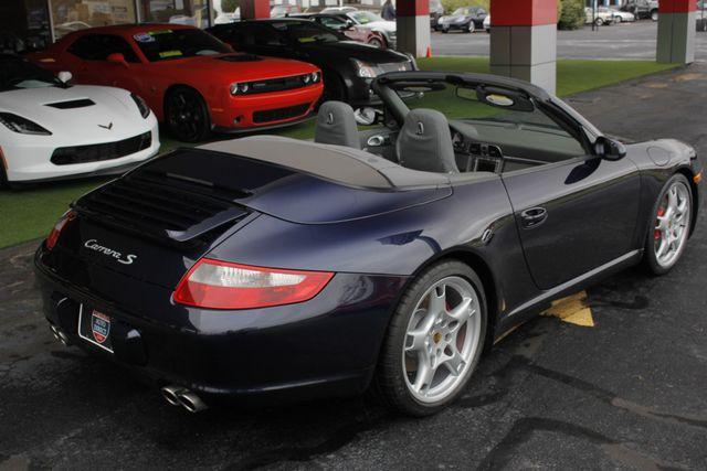 2006 Porsche 911 Carrera S Cabriolet - NAVIGATION - HEATED LEATHER! Mooresville , NC 27