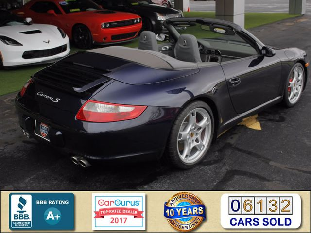 2006 Porsche 911 Carrera S Cabriolet - NAVIGATION - HEATED LEATHER! Mooresville , NC 2