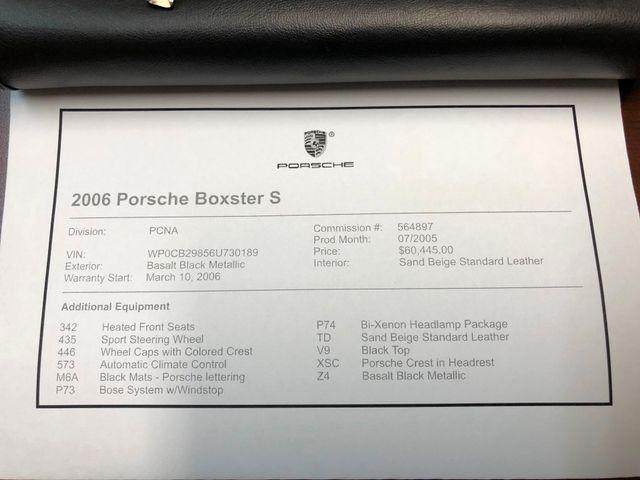 2006 Porsche Boxster S Longwood, FL 38