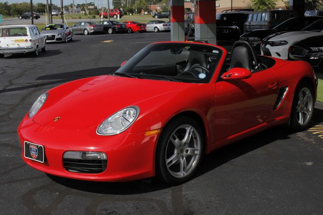 2006 Porsche Boxster RWD - HEATED LEATHER - TIPTRONIC! Mooresville , NC 24