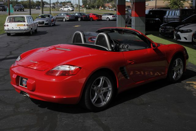 2006 Porsche Boxster RWD - HEATED LEATHER - TIPTRONIC! Mooresville , NC 25