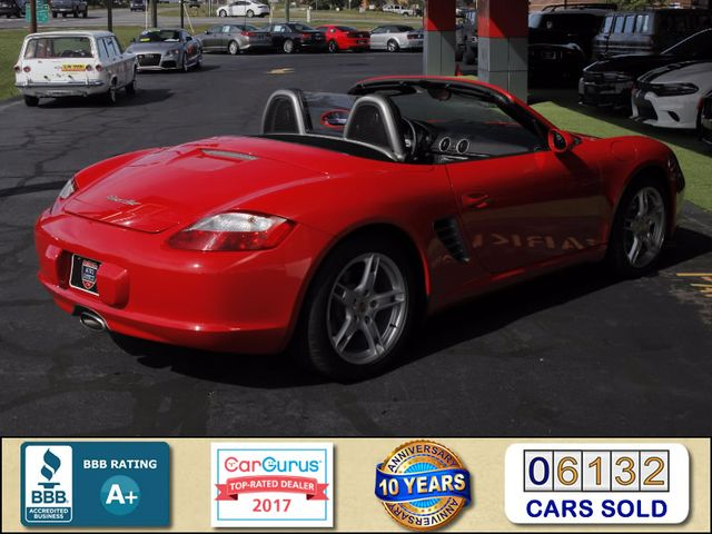 2006 Porsche Boxster RWD - HEATED LEATHER - TIPTRONIC! Mooresville , NC 2