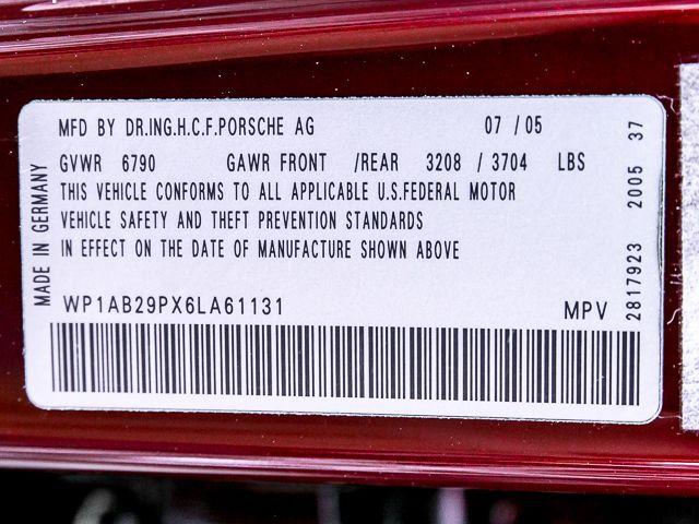 2006 Porsche Cayenne S Burbank, CA 28
