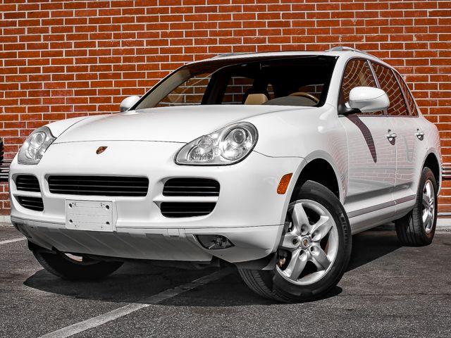 2006 Porsche Cayenne S Burbank, CA 0