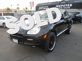 2006 Porsche Cayenne Turbo S Costa Mesa, California