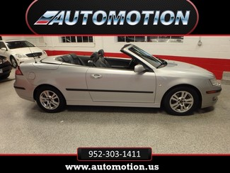 2006 Saab 9-3 Convertible smooth. low miles, excellent cond. Saint Louis Park, MN 1