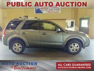 2006 Saturn VUE    JOPPA, MD   Auto Auction of Baltimore  in Joppa MD