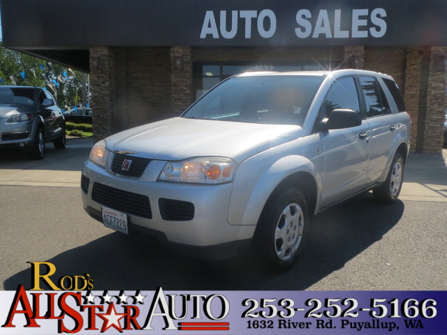 2006 Saturn VUE The CARFAX Buy Back Guarantee that comes with this vehicle means that you can buy