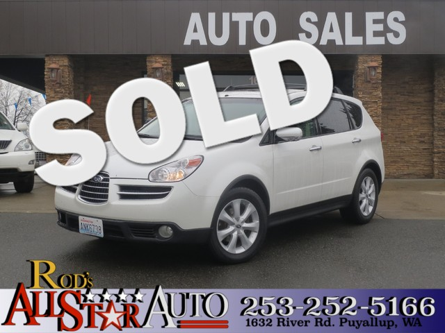 2006 Subaru B9 Tribeca 7-Pass AWD The CARFAX Buy Back Guarantee that comes with this vehicle means