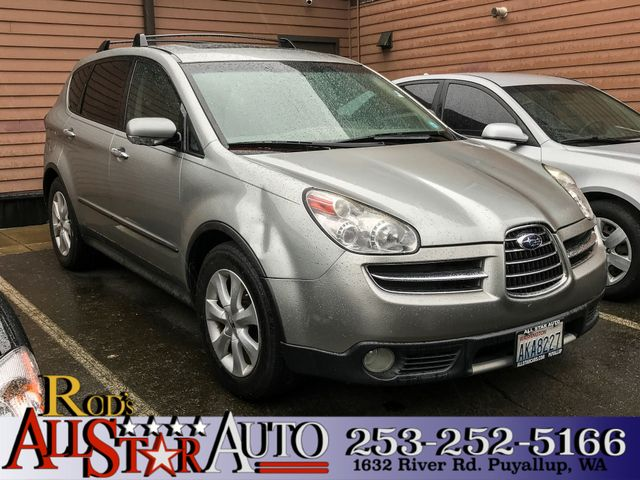 2006 Subaru B9 Tribeca Limited AWD The CARFAX Buy Back Guarantee that comes with this vehicle mean