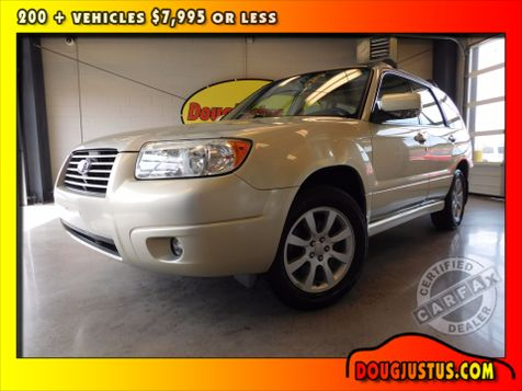 2006 Subaru Forester 2.5 X w/Prm Pkg (New Timing Belt & Head Gaskets!) in Airport Motor Mile ( Metro Knoxville ), TN