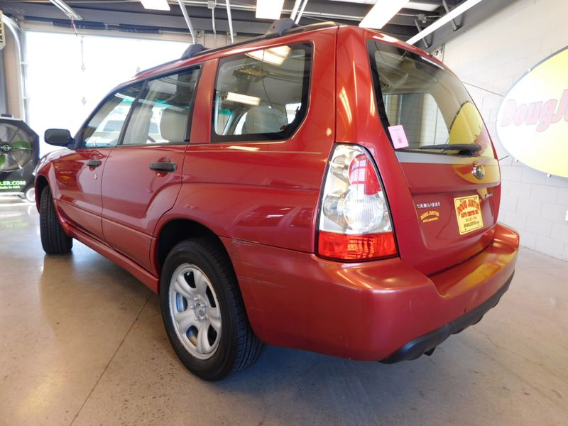 2006 Subaru Forester 25 X  city TN  Doug Justus Auto Center Inc  in Airport Motor Mile ( Metro Knoxville ), TN