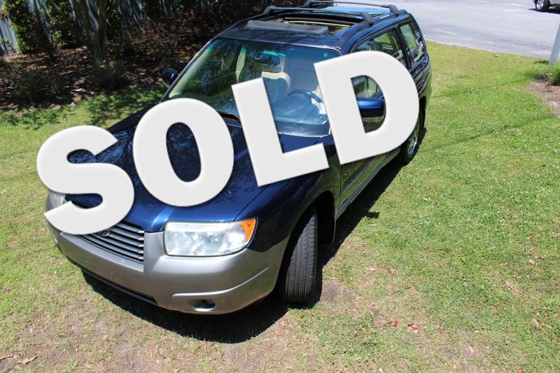 2006 Subaru Forester 2.5 X L.L. Bean Edition in Charleston SC
