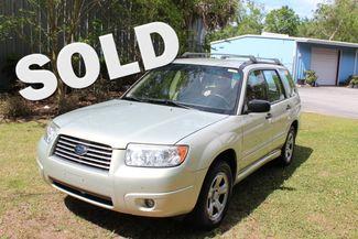 2006 Subaru Forester 2.5 X | Charleston, SC | Charleston Auto Sales in Charleston SC