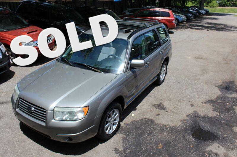 2006 Subaru Forester 2.5 X w/Premium Pkg | Charleston, SC | Charleston Auto Sales in Charleston SC