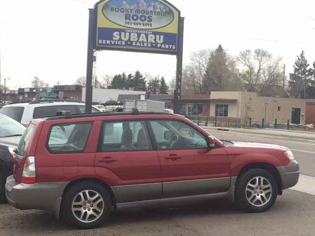 2006 Subaru Forester 2.5 X L.L. Bean = New HdGasket; TBelt WPump Golden, Colorado 0