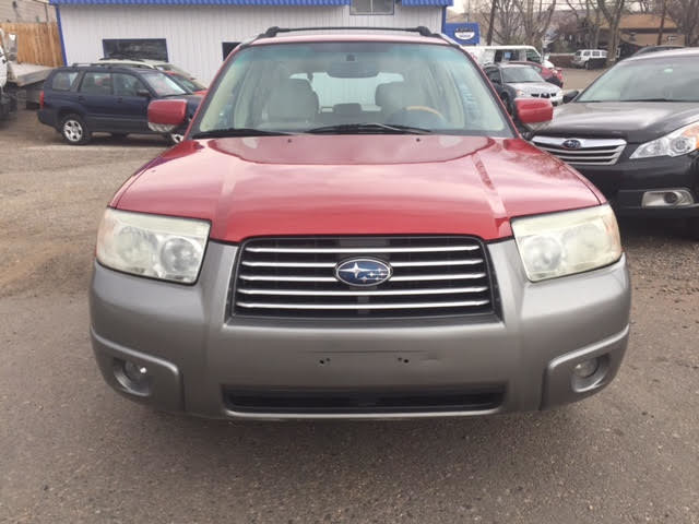2006 Subaru Forester 2.5 X L.L. Bean = New HdGasket; TBelt WPump Golden, Colorado 1