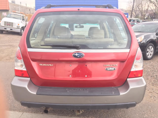 2006 Subaru Forester 2.5 X L.L. Bean = New HdGasket; TBelt WPump Golden, Colorado 3