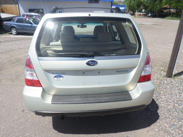 2006 Subaru Forester 2.5 X w/Premium Pkg Golden, Colorado 3