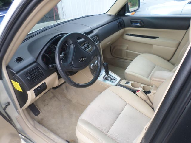 2006 Subaru Forester 2.5 X w/Premium Pkg Golden, Colorado 4