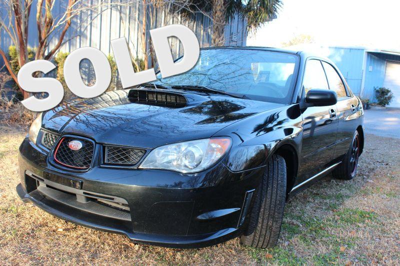 2006 Subaru Impreza WRX TR   Charleston, SC   Charleston Auto Sales in Charleston SC