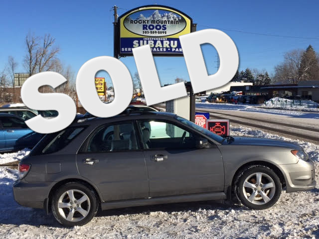 2006 Subaru Impreza i Sports Wagon = Manual = New Head Gaskets Golden, Colorado 0