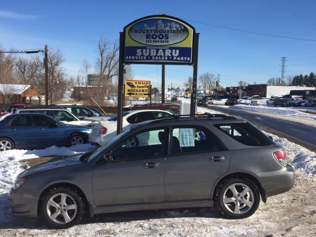 2006 Subaru Impreza i Sports Wagon = Manual = New Head Gaskets Golden, Colorado 4