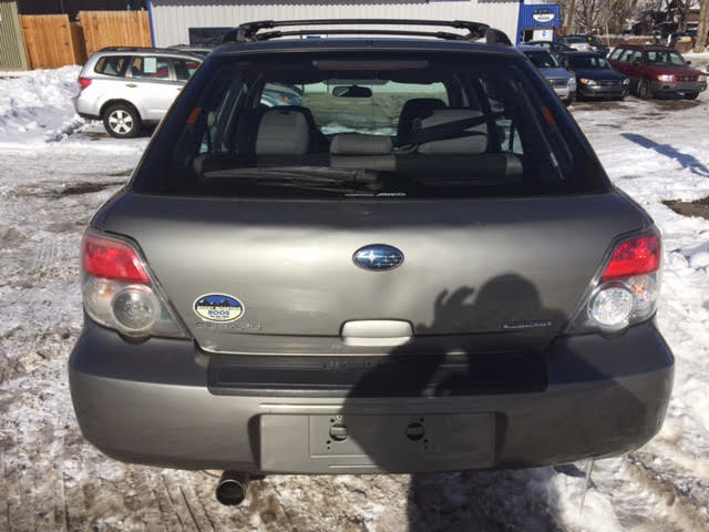 2006 Subaru Impreza i Sports Wagon = Manual = New Head Gaskets Golden, Colorado 6