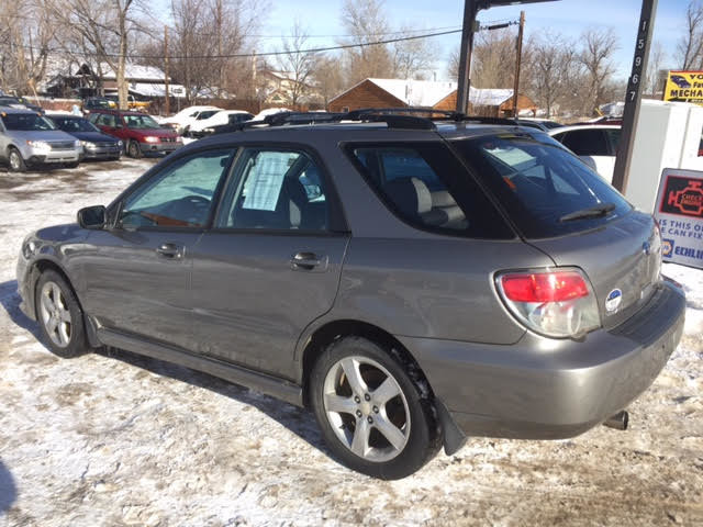 2006 Subaru Impreza i Sports Wagon = Manual = New Head Gaskets Golden, Colorado 5