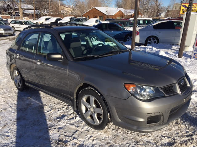 2006 Subaru Impreza i Sports Wagon = Manual = New Head Gaskets Golden, Colorado 1