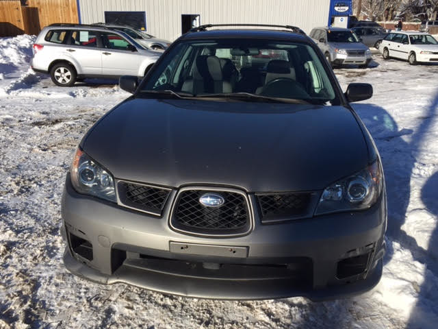 2006 Subaru Impreza i Sports Wagon = Manual = New Head Gaskets Golden, Colorado 2