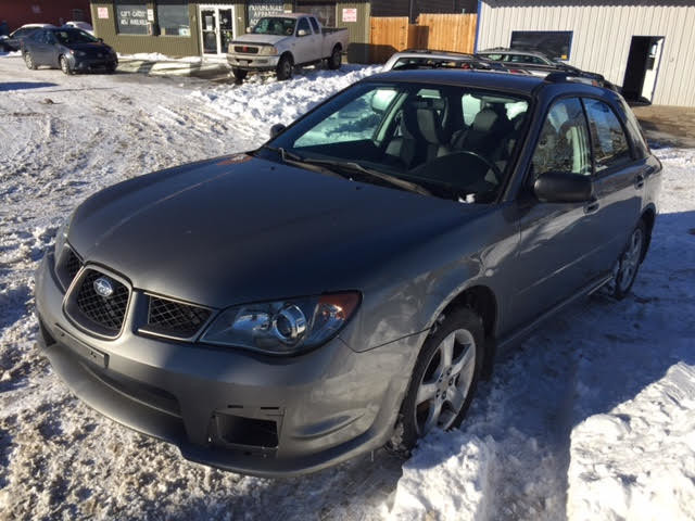 2006 Subaru Impreza i Sports Wagon = Manual = New Head Gaskets Golden, Colorado 3