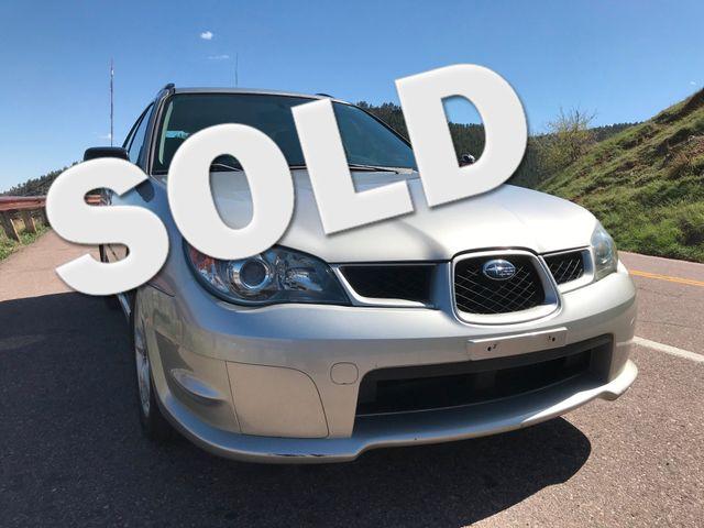2006 Subaru Impreza i NEW HEAD GASKET+T/B+W/P Golden, Colorado 0