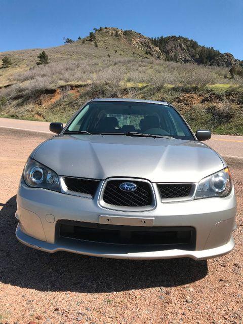 2006 Subaru Impreza i NEW HEAD GASKET+T/B+W/P Golden, Colorado 7